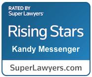 Kandy Messenger Super Lawyers Rising Star